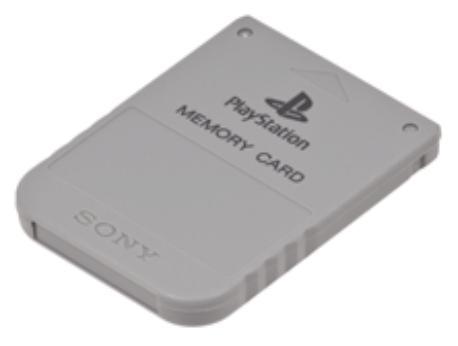 MEMORY CARD PER SONY PS