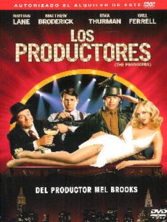 LOS PRODUCTORES DVDL