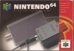 CABLE RF N-64 I GAME CUBE
