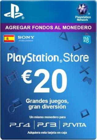 20E PLAYSTATION NETWORK