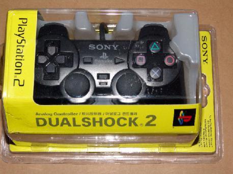 MANDO DUAL SHOCK PS2