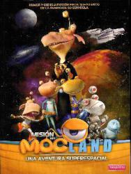 MISION MOCLAND DVD 2MA