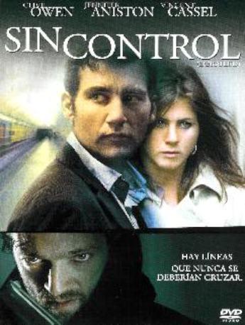 SIN CONTROL DVD