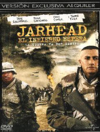 JARHEAD INFIERNO DVDLO