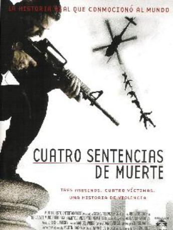 CUATRO SENTENCIAS DE MUER DVD
