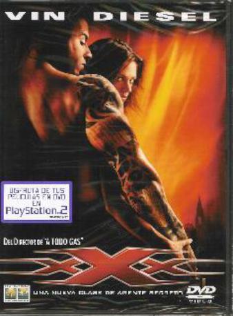 XXX DVD 2MA