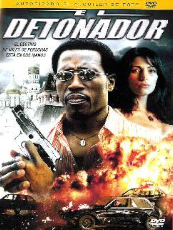 EL DETONATOR DVDL 2MA