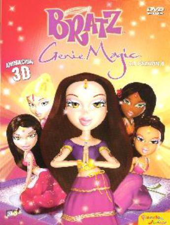 BRATS GENIE MAGIC DVD