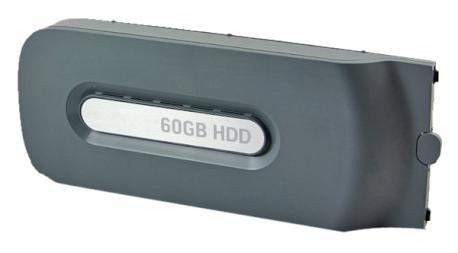 HDD 60GB PER X-BOX 360