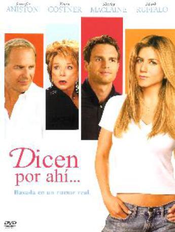 DICEN POR AHI DVD