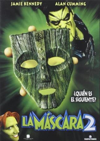 LA MASCARA 2 DVDL 2MA