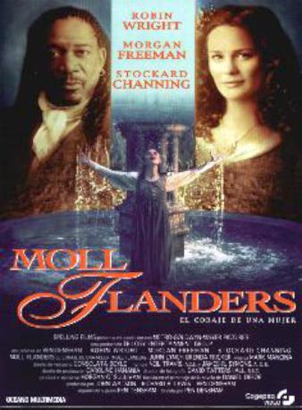 MOLL FLANDERS DVD