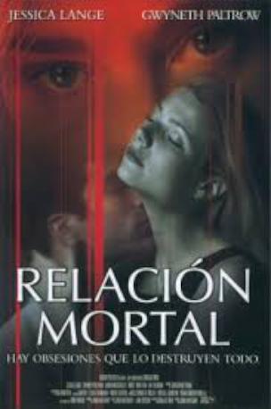 RELACION MORTAL DVD