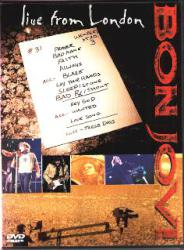 BON JOVI LIVE FROM DVD