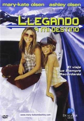 LLEGANDO A MI DESTINO DVD 2MA