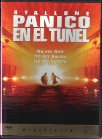 PANICO EN EL TUNEL DVD 2MA