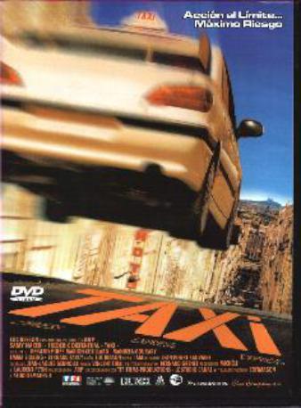 TAXI DVD 2MA