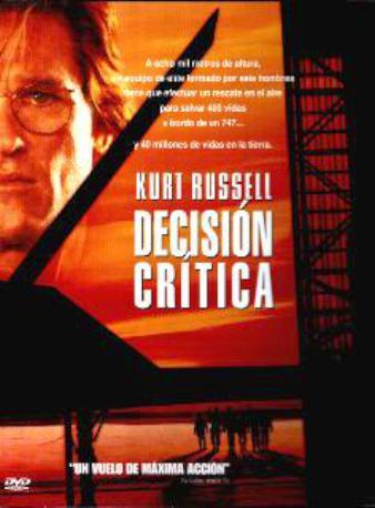 DECISION CRITICA DVD