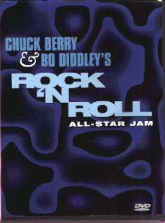 CHUCK BERRY &BO DID, DVD
