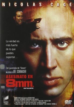 ASESINATO EN 8MM DVD