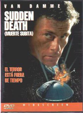 MUERTE SUBITA DVD