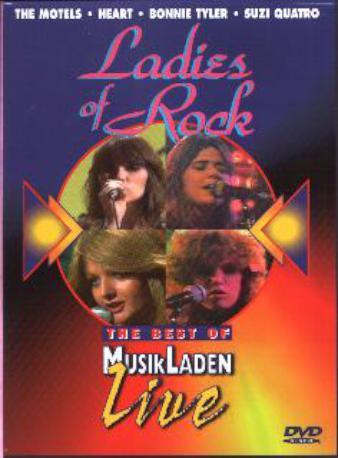 LADIES OF ROCK DVD