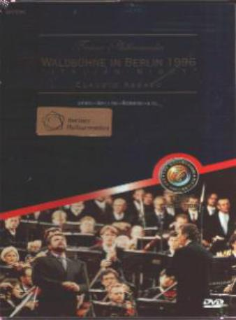 WALDBsNE IN BERLIN 96 DVD