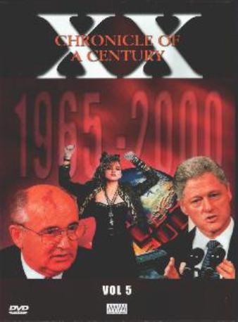CRONICAS SIGLO XX V5 DVD
