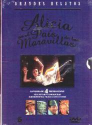 ALICIA EN EL PAIS MAR DVD