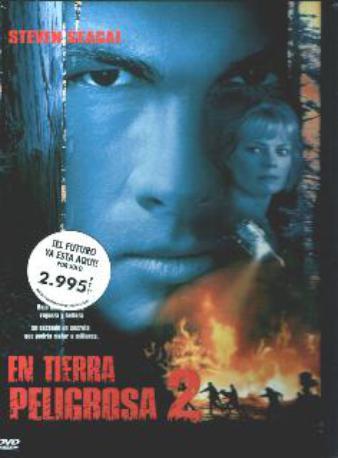 EN TIRRA PELIGROSA 2 DVD
