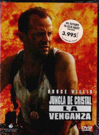 JUNGLA DE CRISTAL VEN DVD 2MA