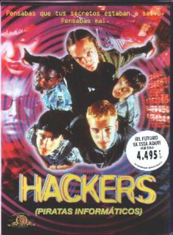 HACKERS DVD 2MA