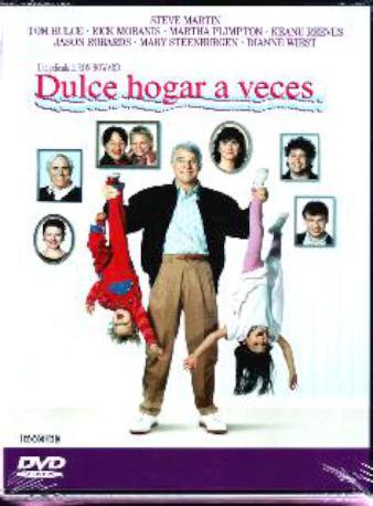 DULCE HOGAR A VECES DVD