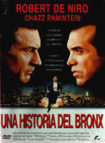 UNA HISTORIA D,BRONX DVD 2MA