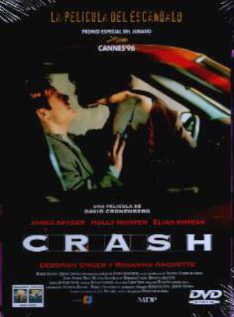 CRASH DVD