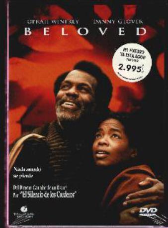 BELOVED DVD