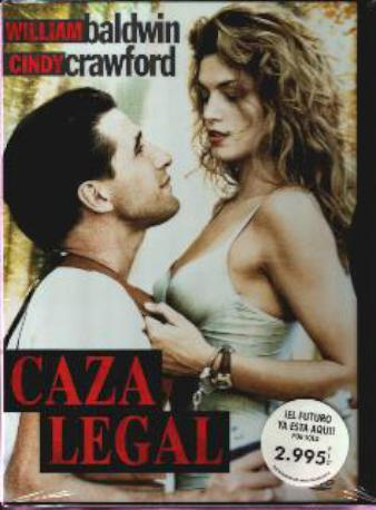 CAZA LEGAL DVD 2MA