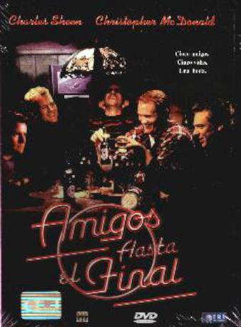 AMIGOS HASTA EL FINAL DVD