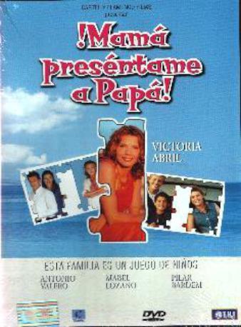 MAMA PRESENTAME A PAPA DVD 2M
