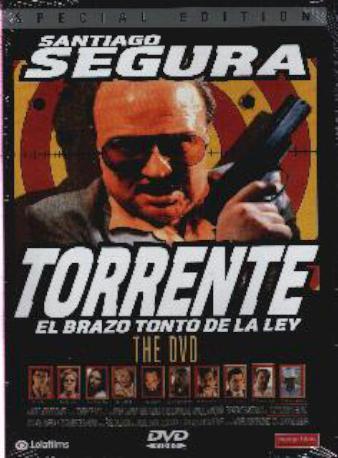 TORRENTE EL BRAZO TDL DVD