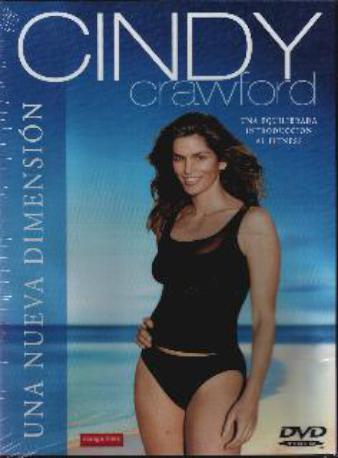 CINDY CRAWFORT FITNES,DVD