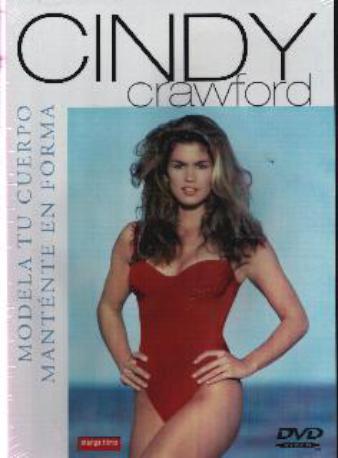 CINDY CRAWFORD MODELA DVD