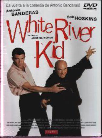 WHITE RIVER KID DVD