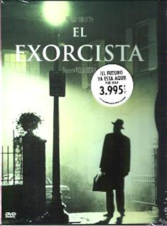 EL EXORCISTA DVD
