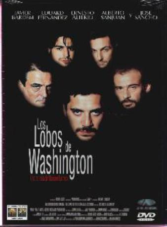 LOS LOBOS DE WASHING,DVD