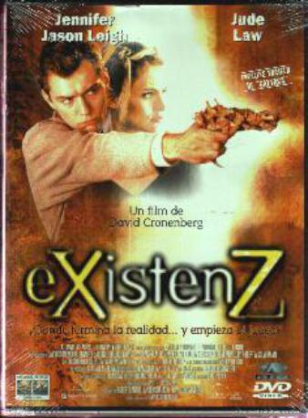 EXISTEN Z DVD
