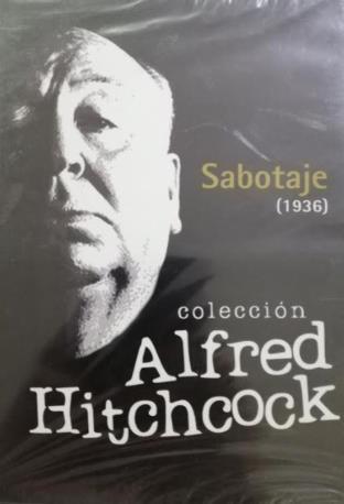 SABOTAGE (HITCHCOCK) DVD