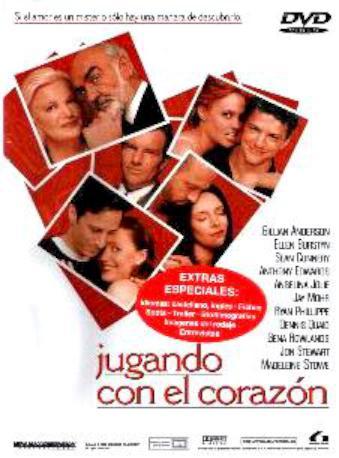 JUGANDO CON EL CORAZ,DVD