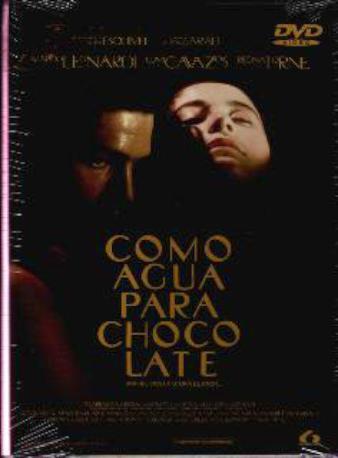 COMO AGUA PARA CHOCOL,DVD