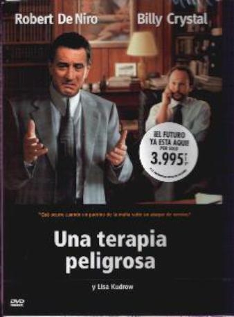 UNA TERAPIA PELIGROSA DVD